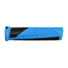 Cube Performance Bike Grips blue/black